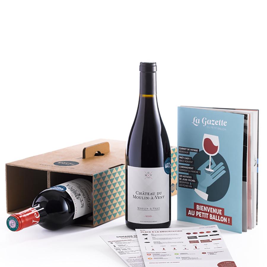 idée cadeau originale pour amateur de vin